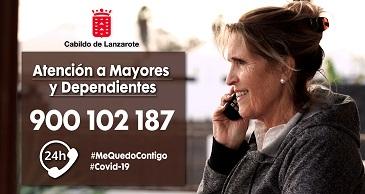 CABILDO DE LANZAROTE COVID-19