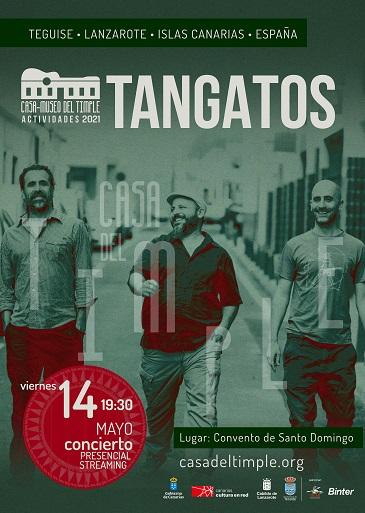 CONCIERTO TANGATOS AYUNTAMIENTO DE TEGUISE