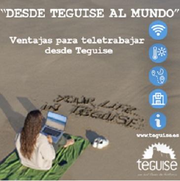 AYUNTAMIENTO DE TEGUISE REMOTE WORKERS