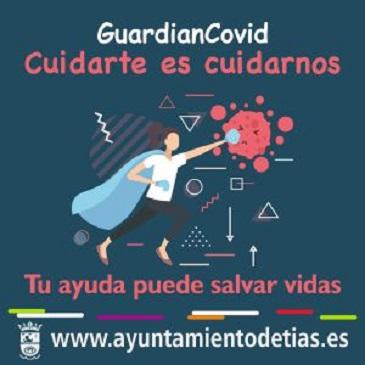 AYUNTAMIENTO DE TIAS GUARDIAN COVID